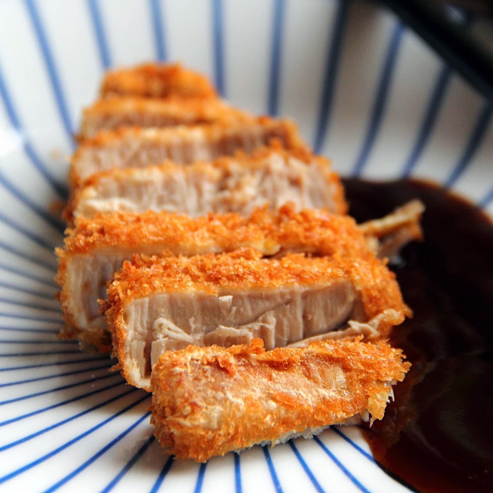 J-Simple Recipes | Deep-Fried Tuna Nuggets