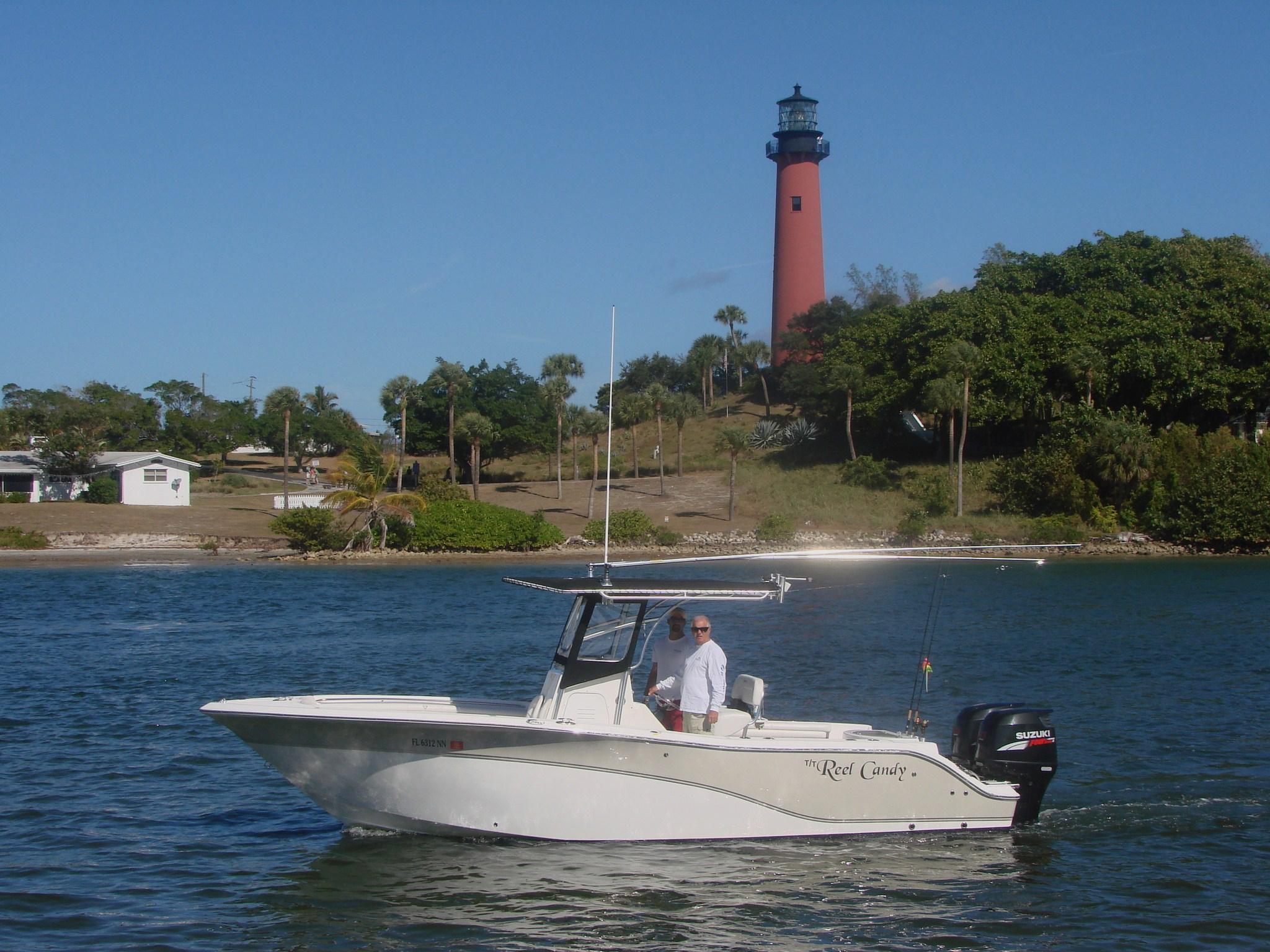 Reel Candy Ii Charter Fishing Jupiter Stuart Florida