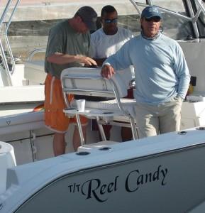 Reel Candy ii Charter Fishing Boat