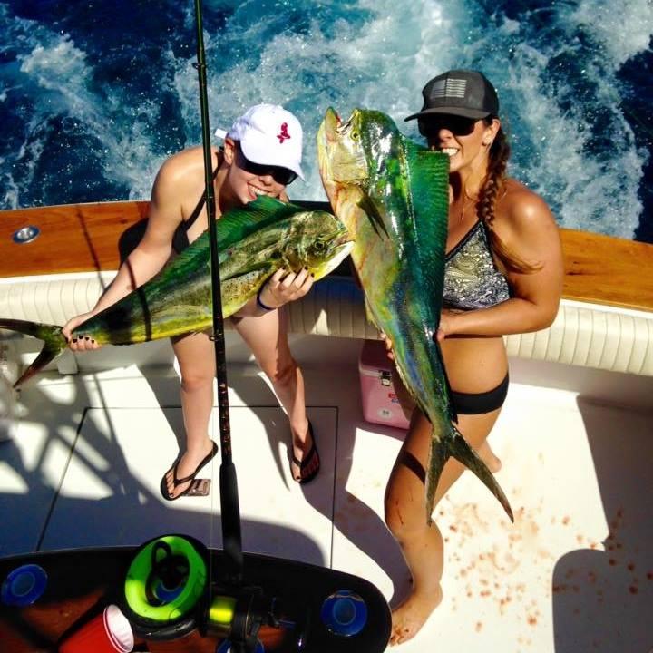 Shannon Doughney Fishing Charter