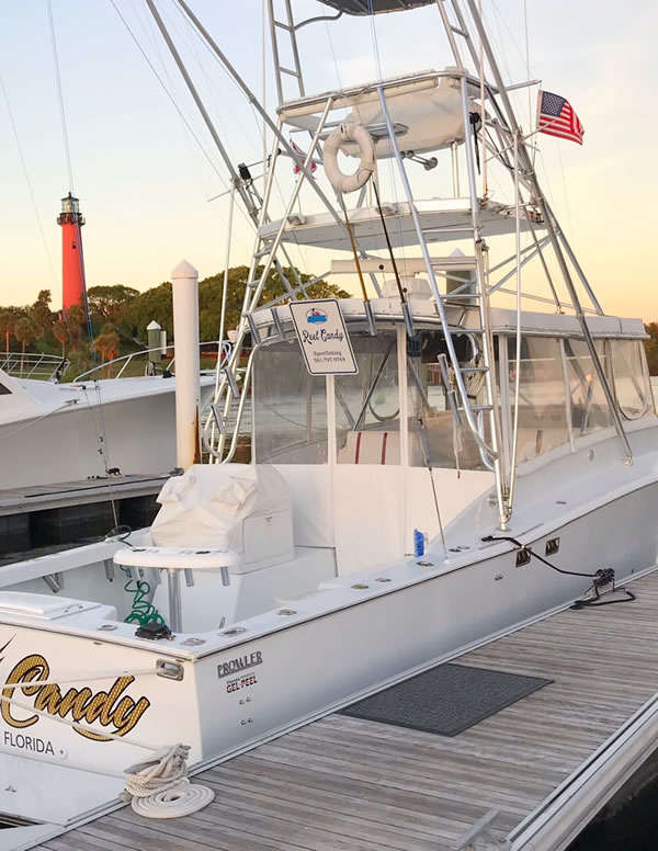 Charter Fishing - Sea Candy Jupiter/Stuart Florida